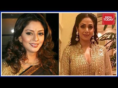 Remembering India's First Lady Superstar with Nagma