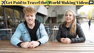How to Become a Travel Filmmaker (Entrepreneur Podcast Teaser)