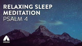 Sleep in Peace: Psalms Meditations (2 Hours)