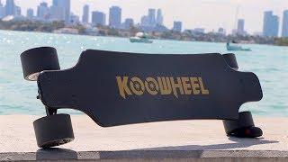 Koowheel Gen 2 Electric Skateboard | Hidden Top Speed Mode!