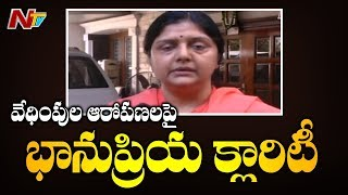Bhanupriya reacts to child abuse case against her..