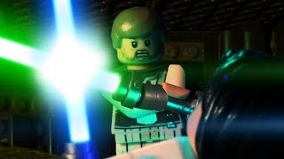 LEGO STAR WARS The Last Jedi - Flashback