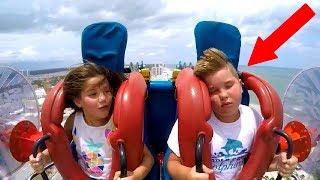 Kids Passing Out | Funny Slingshot Ride Compilation