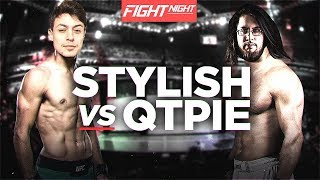 LL STYLISH | FIGHT OF THE YEAR!