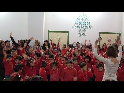 Manifestazione di Natale Pannaconi 19-12-2017
