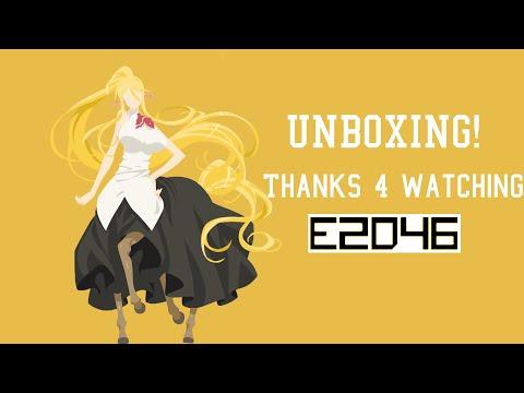 E2046 Centorea Shianus Figure Unboxing