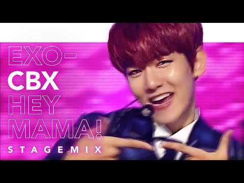 [LIVE] EXO-CBX (첸백시)「Hey Mama!」TV Performance Stage Mix Special Edit.