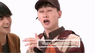 Yesung Imitation Compilation