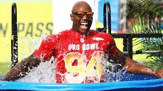 40 Yard Splash: 2019 Pro Bowl Skills Showdown   NFL Highlights