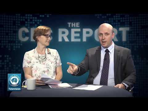16 February 2018 - The CEC Report - Canberra capitulates to the 'Money Power', passes bail-in