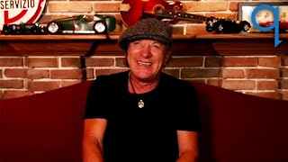 AC/DC's Brian Johnson on overcoming hearing loss and their explosive new comeback album Power Up