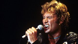 The 'French Elvis', Johnny Hallyday, dies aged 74