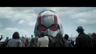 Ant-man et la guêpe :  bande-annonce VOST