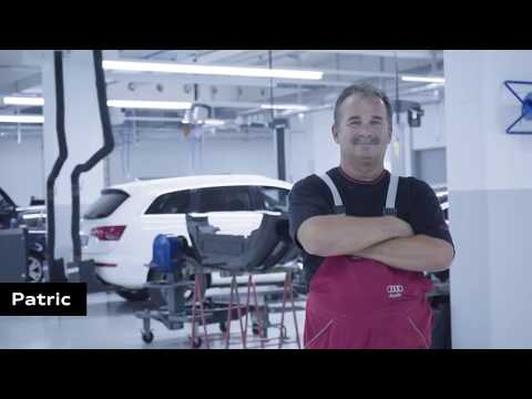 <p>The video to promote the Basel Audi Center Diagnostics Clinic was shot in a location transformed and furnished with exceptional furniture.</p>