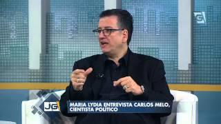 Entrevista com Carlos Melo