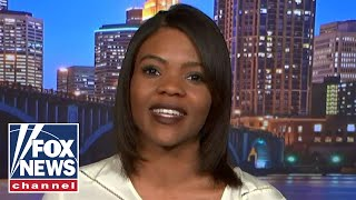 Candace Owens reacts to op-ed calling her a 'puppet'