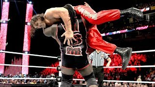 Mark Henry's amazing feats of strength