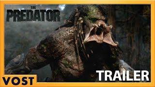 The predator :  bande-annonce finale VOST