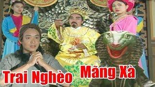 Vua Gả Công Chúa Cho Chàng Nghèo Diệt Mãng Xà Tinh - Phim Cổ Tích Việt Nam, Truyện Cổ Tích Ngày Xưa