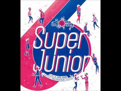 [Super Junior 6JIB repackaged] 06. 하루 (HARU)