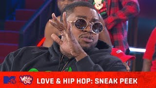 Scrappy Isn't About To Get Caught Slippin' 🙅‍♂️ | Wild 'N Out | #LetMeHolla