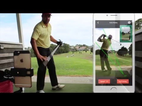 This must be the best golf training aid ever - swingprofile.com