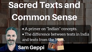 Sacred Texts and Common Sense - Course Excerpt