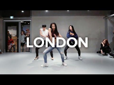 London - Jeremih ft. Stefflon Don, Krept & Konan / Mina Myoung Choreography