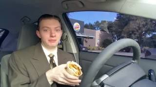 Burger King Whopperito - Food Review