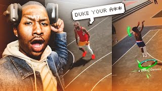 ImDavisss and Duke Dennis COMEBACK against TRYHARD TRASH TALKERS! NBA 2K19 BEST SH00TING BUILDS