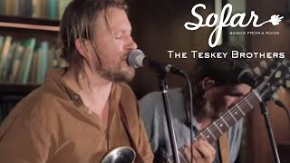 The Teskey Brothers - Crying Shame | Sofar NYC