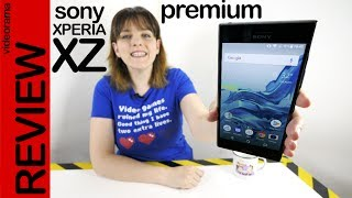 Video Sony Xperia XZ Premium g9_HUg1ebJw