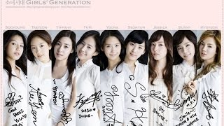 All SNSD Song Collections - Part 1