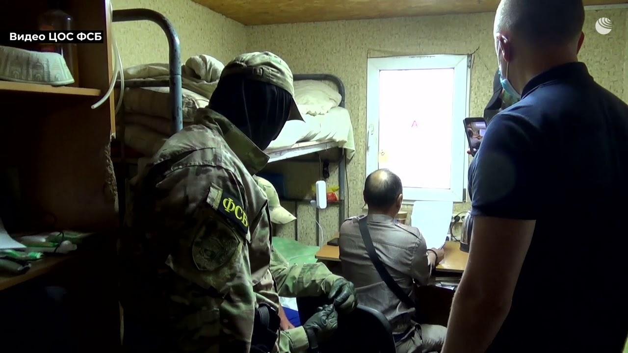 В Крыму задержали боевиков Басаева и Хаттаба