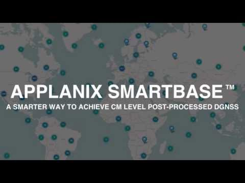 Applanix SmartBase - A Virtual Reference Station Exactly Where You Need It