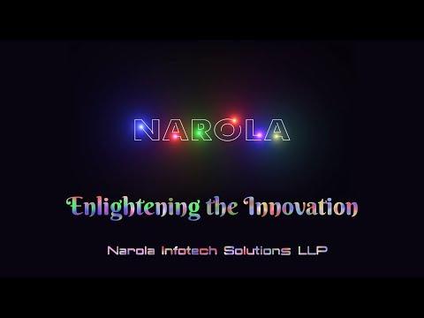Narola infotech - Enlighting the Innovation