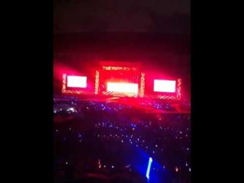 [Fancam] 120818 SMTOWN - Super man (Super Junior)