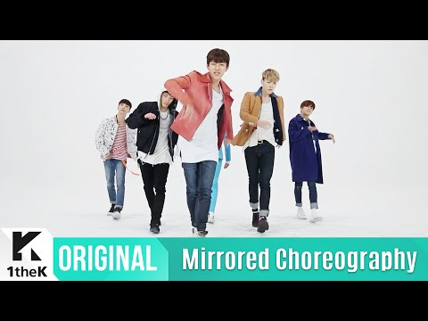 [Mirrored] B.A.P(비에이피) _ Feel So Good Choreography(거울모드 안무영상)_1theK Dance Cover Contest