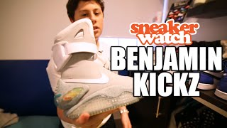 Benjamin Kickz's Grails Are Probably Exactly What You Imagined