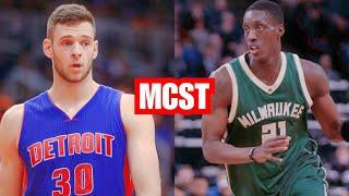 Detroit Pistons Trade Jon Leuer to Milwaukee Bucks For Tony Snell & 30th Pick in 2019 NBA Draft!!!