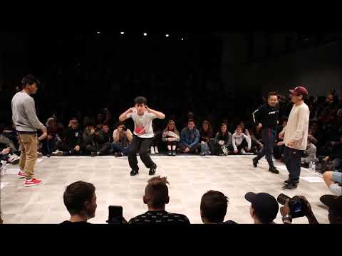Pac-Pac & Willy vs Issei & Taisuke [2on2 Quarter-Final]  ► LCB
