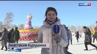 Масштабные проводы зимы по-армейски прошли в Омском автобронетанковом институте