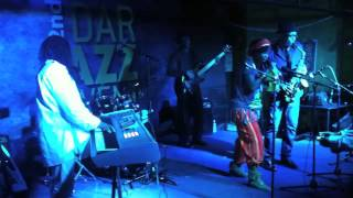 Yvonne Mwale - Jazz Improvisations at the 2nd Dar Jazz Event 2012