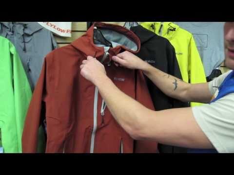 bentgate.com presents Flylow Higgins Jacket Intro