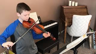 Dawson Mozart Melody