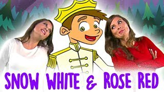 Snow White and Rose Red Full Story Compilation | Story Time with Ms. Booksy at Cool School