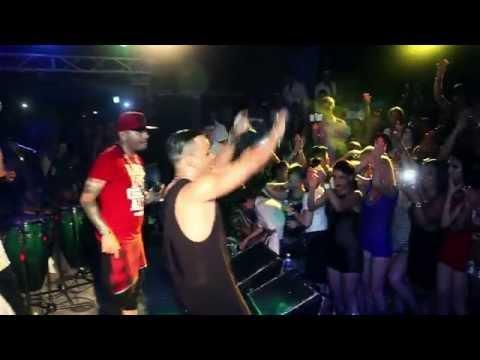 El Chacal Ft. Erick Machado - La Sin Gandinga (En vivo desde Varadero)