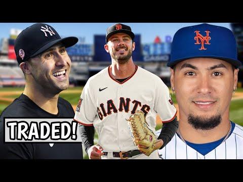 BREAKING: KRIS BRYANT TRADED!! Javier Baez TRADED to Mets, Craig Kimbrel