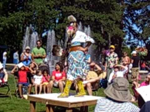 Native American Dance. {Danza de los Indios nativos de Norte America}