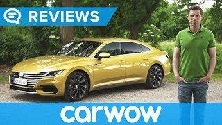 Volkswagen Arteon 2018 review - is it better than an Audi?